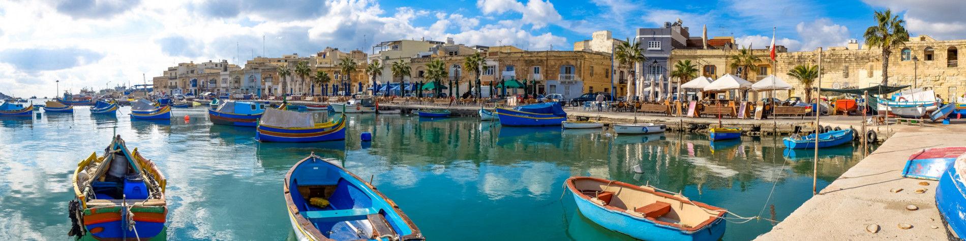 Voyage linguistique : Pourquoi se rendre à Malte ?