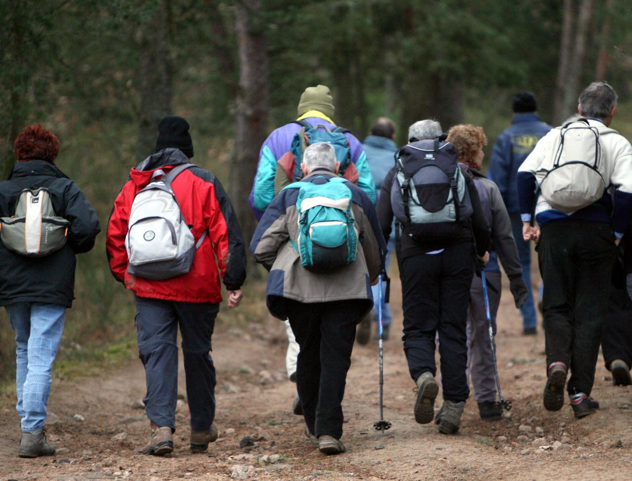 Randonnée : des marches de plusieurs heures ?